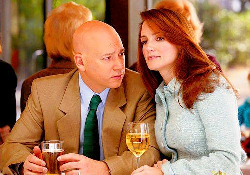"""Harry Goldenblatt & Charlotte York. 6.14: """"The Ick Factor"""""""
