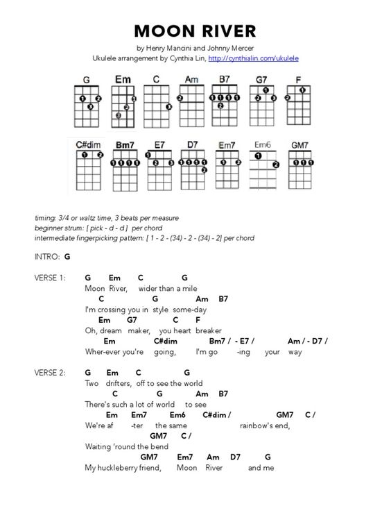 Guitar Chords La Vie En Rose Image collections - guitar chord chart ...