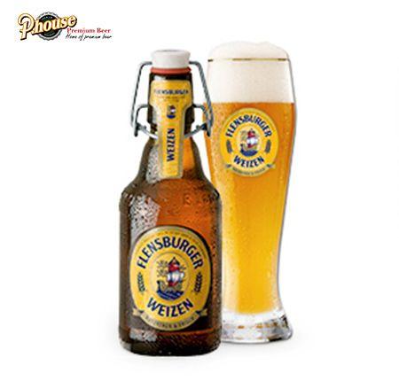 bia Flensburger Weizen