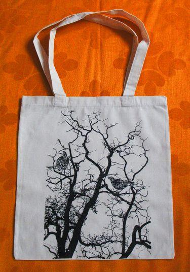 "Bag by Berlin label ""Blausalzen"""