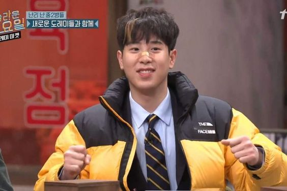 "Block B's P.O Goes Through Ups And Downs On His 1st Episode As ""Amazing Saturday"" Cast Member"