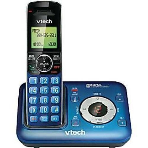 Vtech Cs6429x Cordless Phone With Answering System Series Cordless Phone Cordless Telephone Phone