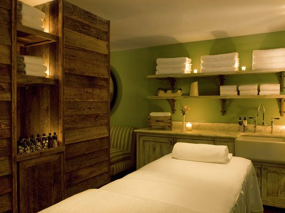 beach spa decor ideas hotel interior design of soho