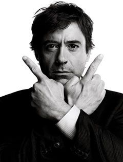 Friday RDJ. Click through for the Esquire article.