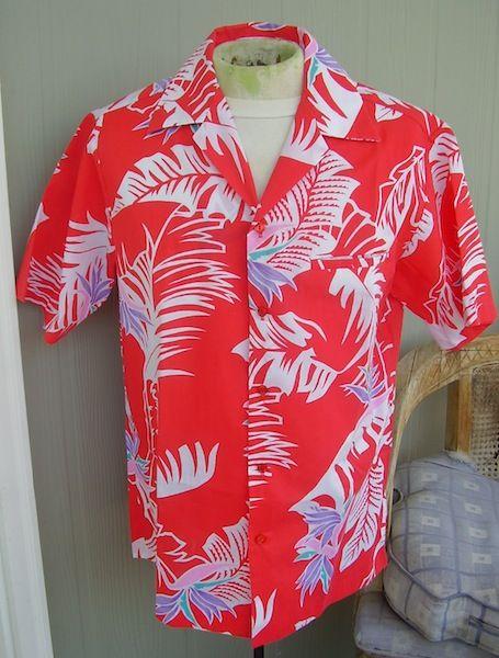 Hawaiin Shirt