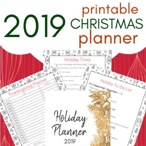 2021 Christmas Planner Printable 2021 Ultimate Christmas Planner Holiday Planner Christmas Planner Printables Christmas Planner