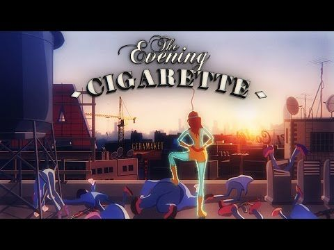 Wonder Fumeuse | Wonder smoke - THE EVENING CIGARETTE