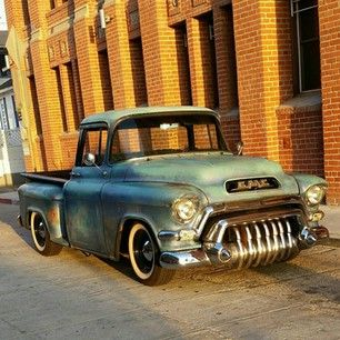GMC... I'd like to stumble on one of these for a steal!