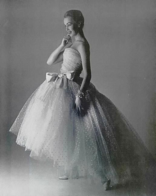 Cristian Dior 1956