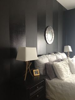 Grey twists and love this on pinterest for Matte finish paint for walls