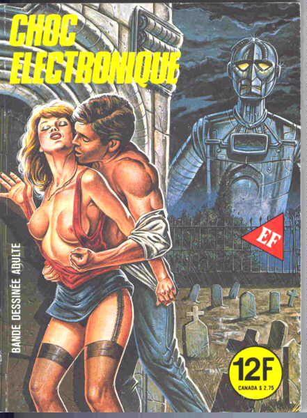 choc électronique verte0171