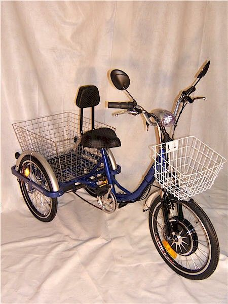 1970 s electric adult tricycles