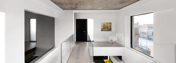 Rückkehr zu innerer Größe: Wohnungssanierung in Montreal - DETAIL.de - das Architektur- und Bau-Portal
