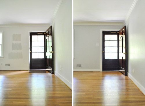 It 39 s about darn time the perfect gray paint color paint - Perfect paint color for living room ...