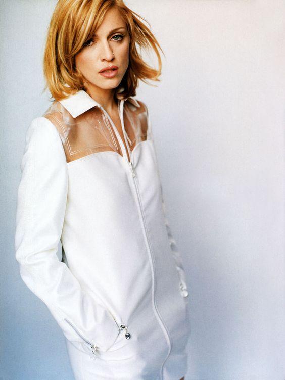 "Madonna by Mario Testino ""Versace"" 1995"