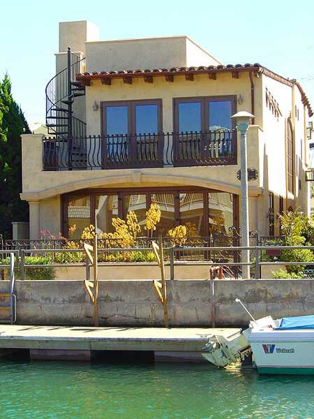 Live in the Venice Canals? Kavin Construction can update your Italian style home for you!