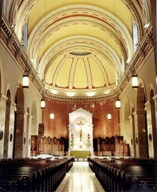 St. Cecilia Cathedral - breath taking - 701 N. 40th St. - wonderful concerts held here including the annual Omaha Symphonic Chorus' Christmas in the Cathedral early to mid December.: