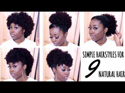 Pin On Natural Hair Updo