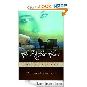 Her Restless Heart: Stitches in Time Book 1 , (christianity, amish, amish fiction, amish romance, christian romance, faith, kindle free book, religion, romance)