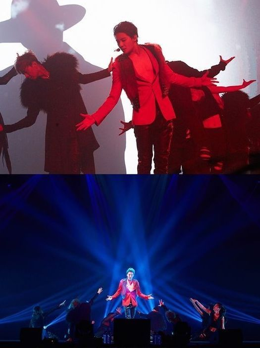 JYJ Kim Jun Su Successfully Finishes His Concert for 3rd Solo Album in Osaka, Japan