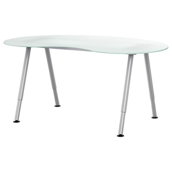 Ikea Us Furniture And Home Furnishings Ikea Glass Desk Ikea Glass Table Office Furniture Design