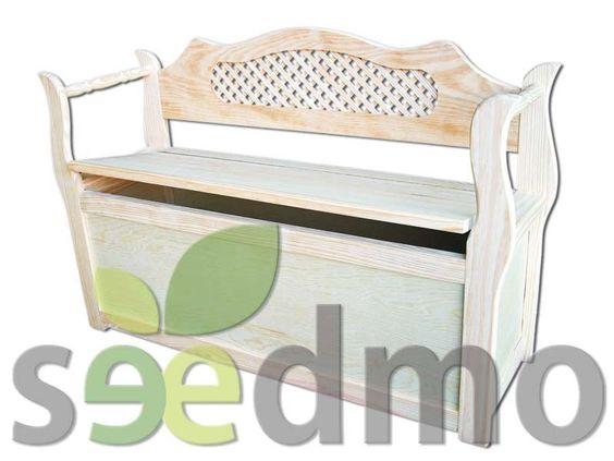 Muebles decoraci n marquesita con celosia y baul compra - Decoracion con muebles antiguos ...