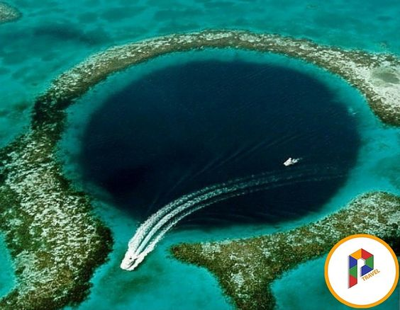 "travel.pills: ""The Great Blue Hole is a giant submarine sinkhole off the coast of Belize. A bit desturbing huh? :D  Tag your friends! :   Pic via @travel.pills  Tag your best photos with #magazinepills for a chance to be featured  Follow all our profiles @magazine.pills to have a summary of all our section's posts @motor.pills to get in touch with your roaring dreams @tech.pills to have at your fingertips the latest technological news @sport.pills to to be always updated with last scores """