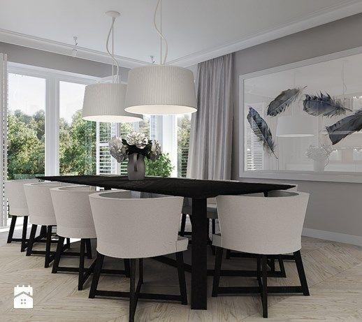 offene küche wohnzimmer abtrennen vorhang holztisch geüner stuhl - wohnzimmer offene küche
