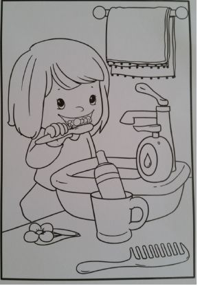 Dişlerimizi Fırçalayıp Korumalıyız 1 Okul Öncesi Eğitim