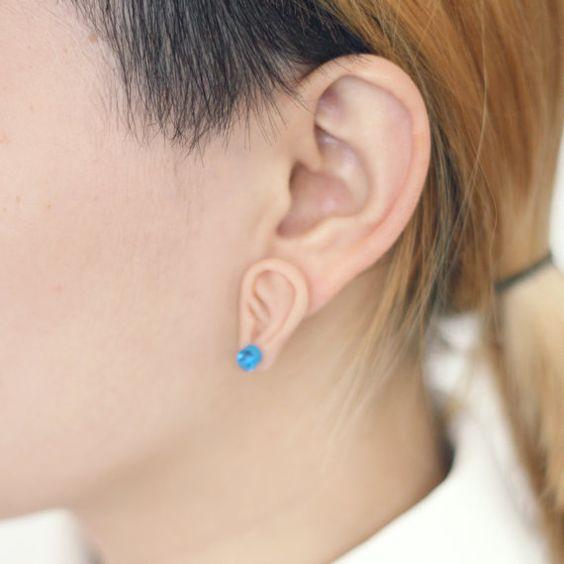 Little Third Ear by percylau on Etsy, £30.00
