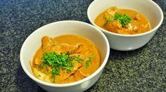 Indyjski butter chicken z wolnowara - Jest Pięknie