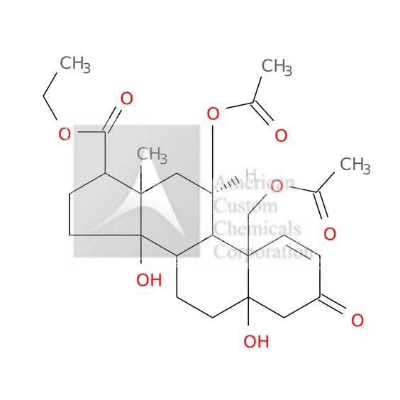 ET 11-ALPHA,19-DI-ACO-5,14-DI-HO-3-OXO-5-B,14-B-ANDROST-1-ENE-17-B-CARBOXYLATE is now  available at ACC Corporation