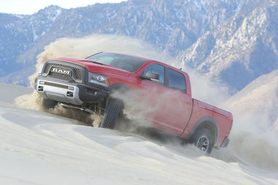 The Barlow/Jacobsen team will race a 2016 Ram Rebel in the inaugural Rebelle Rally and put this stock pickup to the test! #RamTrucks #RamRebel #RebelleRally