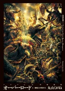 Overlord Light Novel Novels Overlord Novel