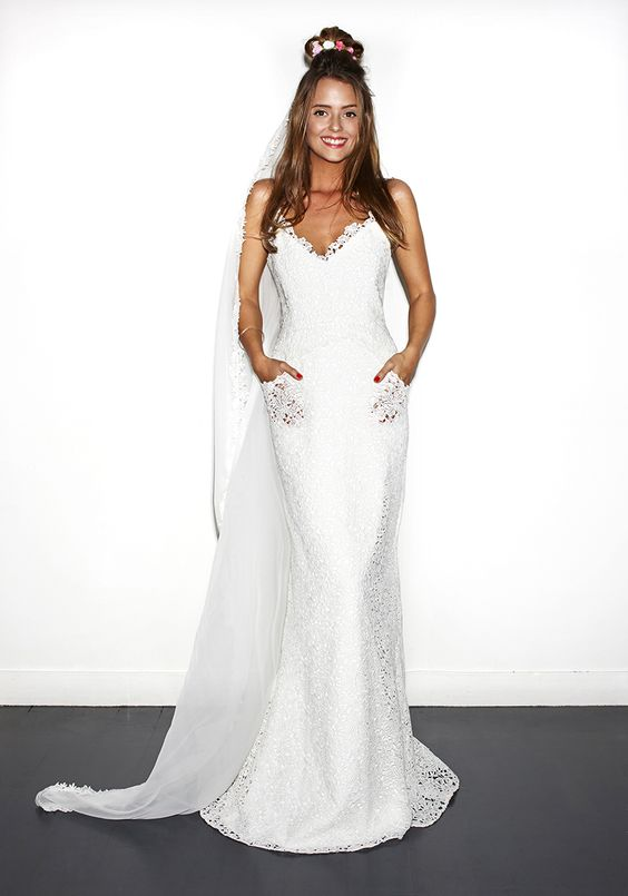 Wedding dress 2016 Lookbook   rime Arodaky