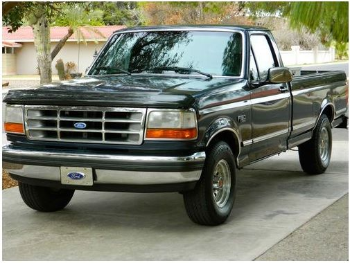Ford 1992 Ford Trucks Ford Suv Car