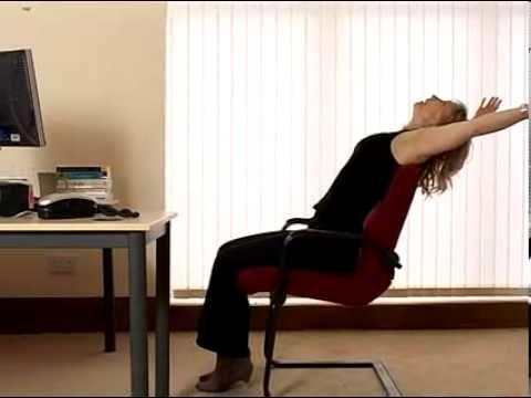 Yoga per l'ufficio