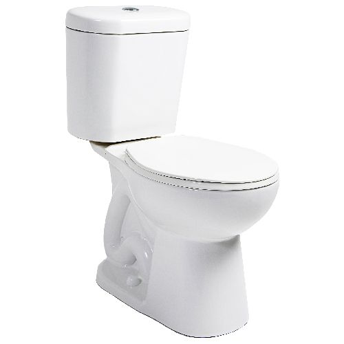 2 Piece Round Toilet Rona Consultation Condo