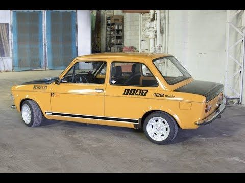 Fiat 128 Rally Top Collection Youtube Fiat 128 Fiat Rally