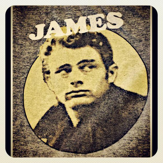 James Dean #tShirt