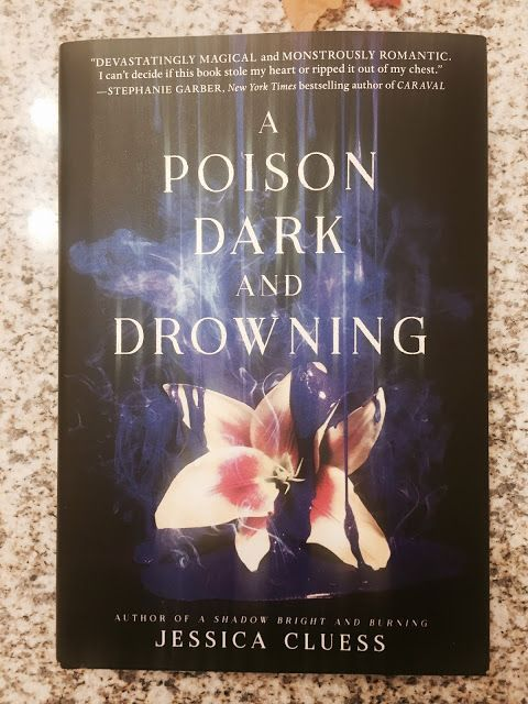 A Poison Dark And Drowning Bookreview Books Book Review Dark