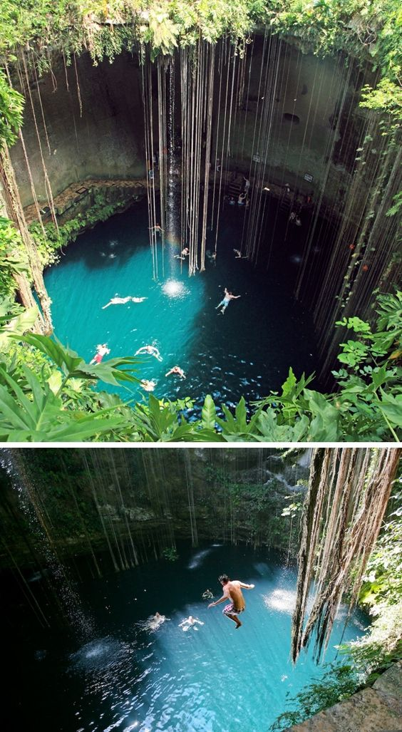 The World S Most Amazing Swimming Holes Technically A