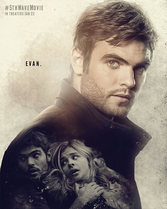 The 5th Wave, starring Alex Roe as Evan Walker | #5thWaveMovie in theaters now: