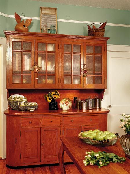 kitchen hutches for small kitchens this hutch served as