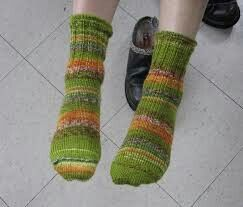 Possible result of sock loom