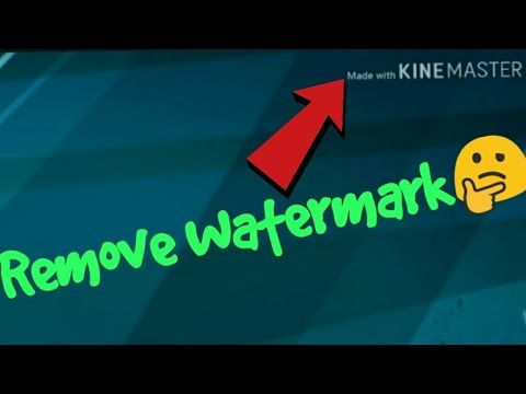 Remove Kinemaster Watermark Free 2020 Legally Youtube Video Editing Apps Video Editing Youtube Design