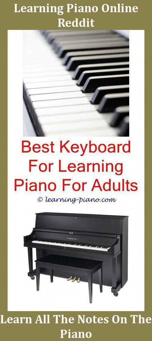 Learn To Play The Piano Or Songs Pianolessons How To Learn