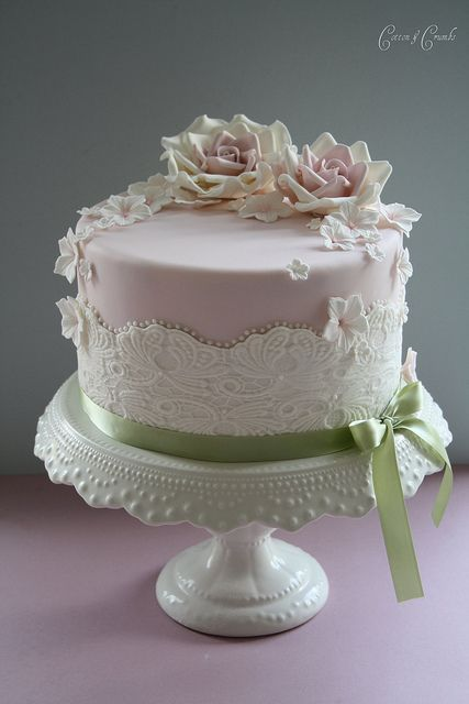 Elegant Cake Designs Birthday Cakes : Beautiful, For women and Wedding on Pinterest