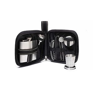 With the Mini Travel Bar, stir up a cosmo or martini, anywhere!
