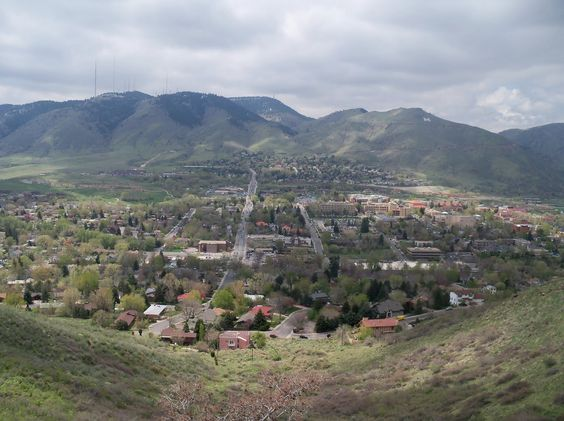 Golden, Colorado!  Nice!